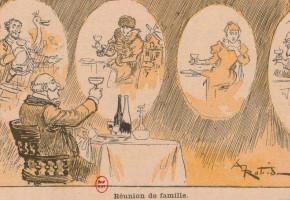 Un Français du XIXe siècle avait prévu notre Noël 2020