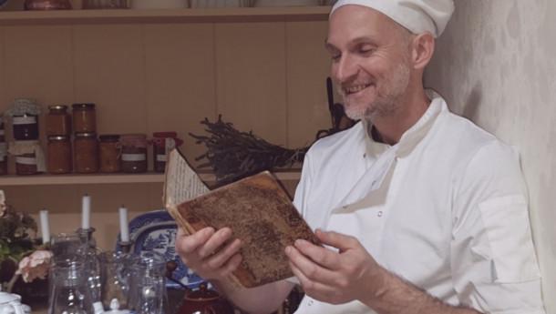Un chef recrée des recettes vieilles de plusieurs siècles grâce à un manuscrit