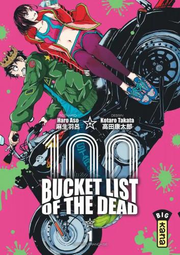 Bucket list of the dead : les zombies, mieux que les antidépresseurs