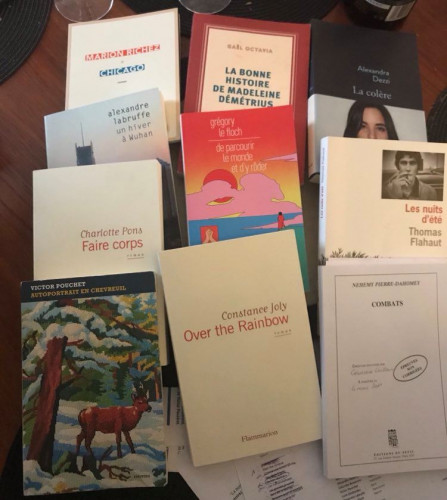 Prix Jésus Paradis 2021 : 10 auteurs sélectionnés