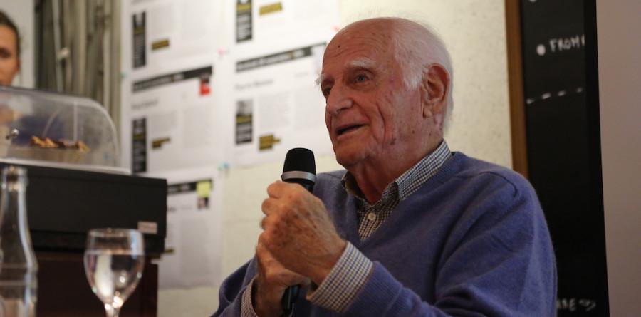 Agen rend hommage à Michel Serres