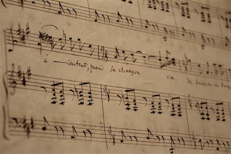 Manuscrits musicaux : le nécessaire rééquilibrage de la relation avec les éditeurs