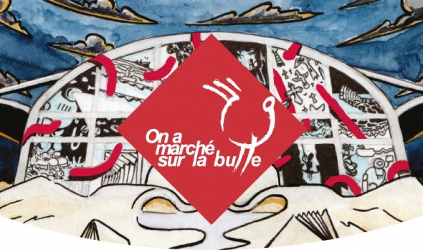 Cyril Pedrosa propose un bol d'air à Amiens (et de dessin)