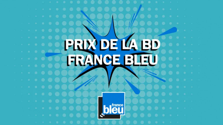 France Bleu inaugure son Prix de la bande dessinée
