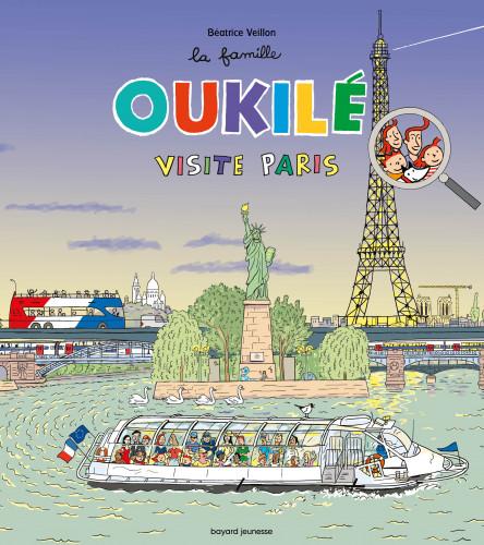 Explorer Paris avec la famille Oukilé