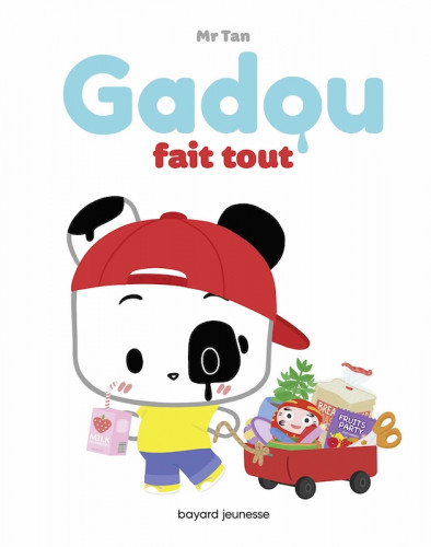Gadou fait tout, le pandamignon et super craquant de Mr Tan