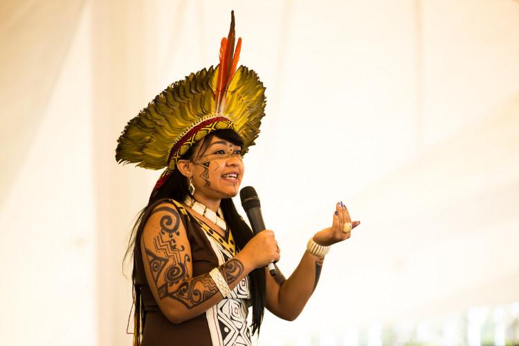 Brésil : un atelier pour permettre aux autochtones de publier leurs histoires