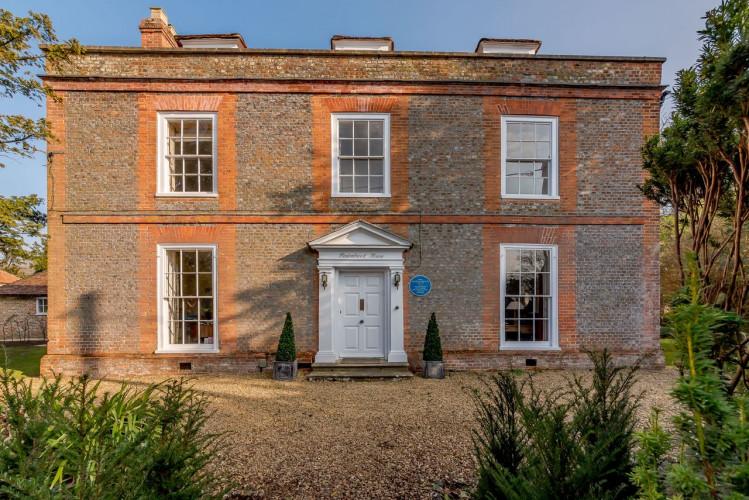 La maison d'Agatha Christie à saisir : 3 étages, 5 pièces, aucun crime