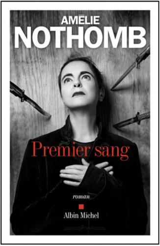Amélie Nothomb, fidèle à la rentrée littéraire avec Premier sang