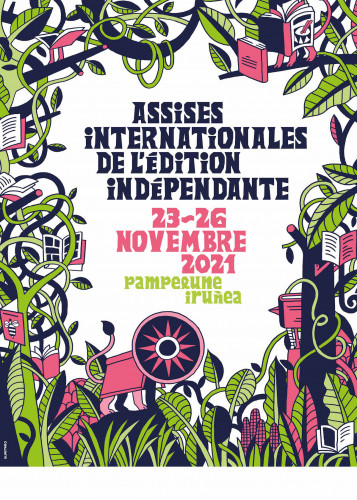 Rassemblement de l'édition indépendante internationale à Pampelune