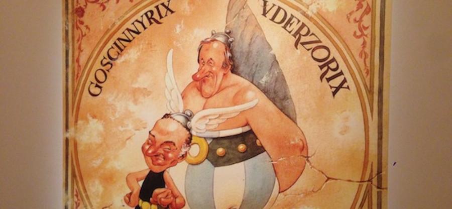 Astérix au cirque : ce scénario inédit et inachevé de Goscinny