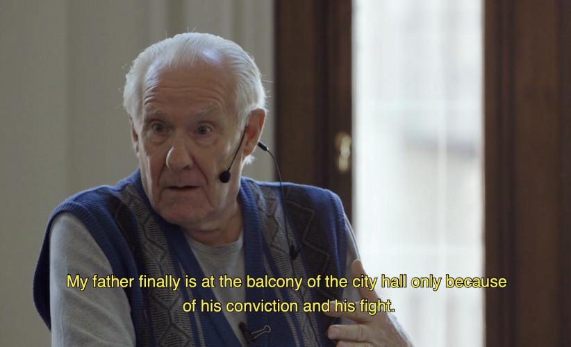 Badiou, un documentaire sur le philosophe, en accès libre