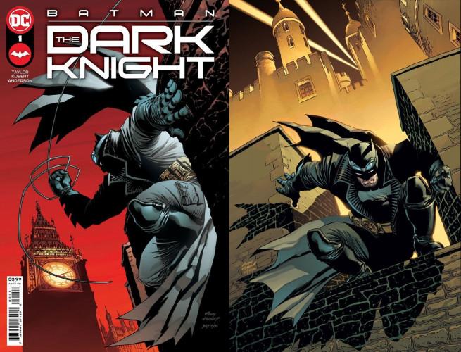 Batman vient combattre le crime en Europe, dans une nouvelle série