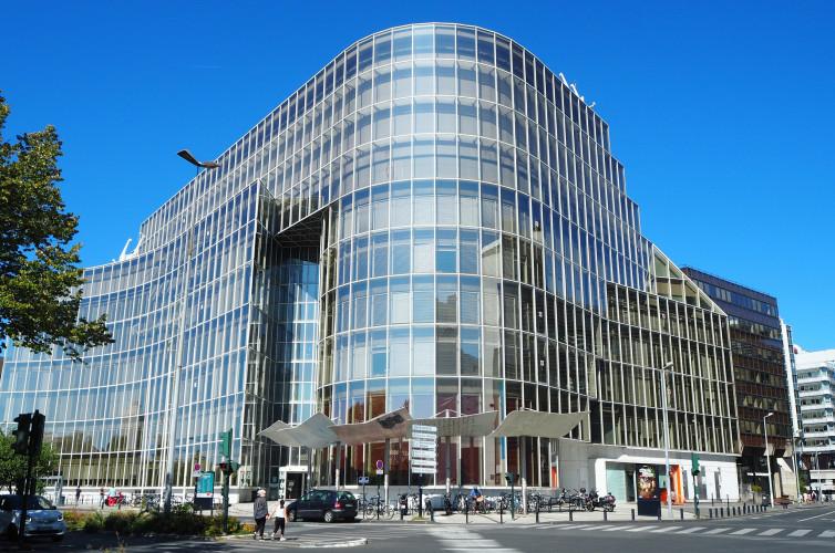 À Bordeaux, la bibliothèque Mériadeck poursuit sa modernisation