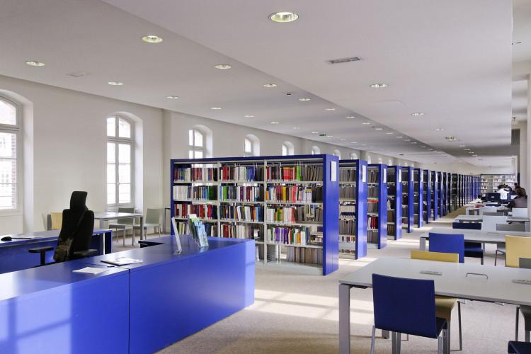 """Bibliothèque Sainte-Barbe : """"semi-victoire"""" pour les étudiants, mais la grève se poursuit"""