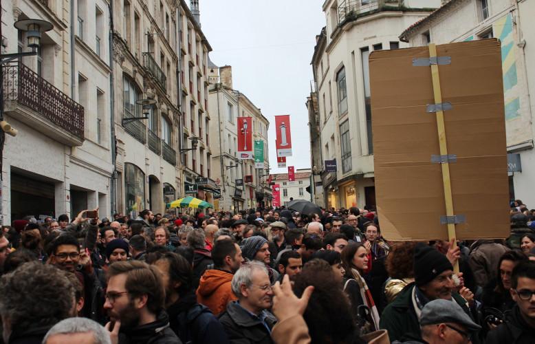 Rapport Racine : près de 500 signataires pour un boycott du FIBD d'Angoulême