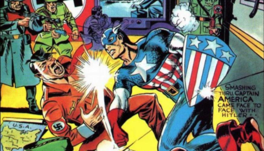 La récupération de Captain America par des pro-Trump scandalise le fils de son créateur