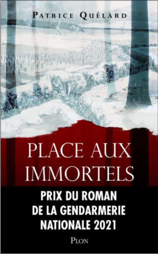 La première édition du Prix de la gendarmerie nationale salue Patrice Quélard
