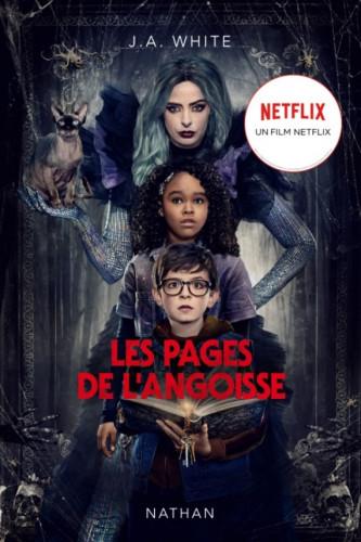 Les Pages de l'angoisse, sur Netflix, tiré du livre de JA White, Otage de la nuit