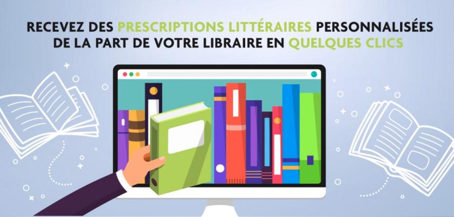 Les libraires du Québec offrent des conseils personnalisés, en ligne