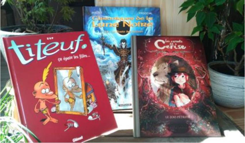 La librairie en ligne Abo-manga fête ses un an et se lance dans la BD