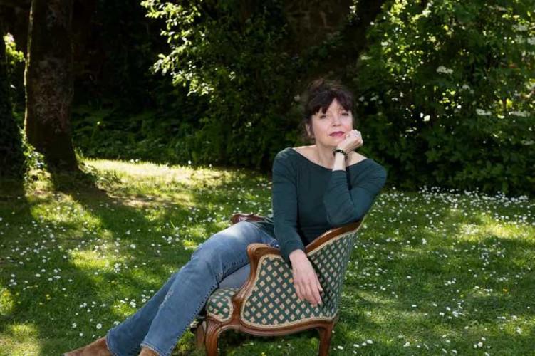 Carole Martinez invitée d'honneur du 34e Festival du premier roman de Chambery