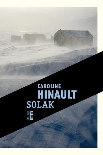 Caroline Hinault reçoit le premier Prix Découverte Claude Mesplède