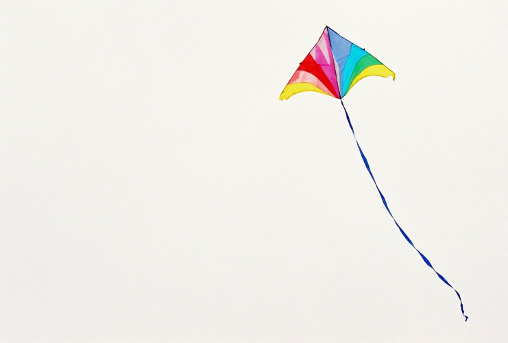 Le cerf-volant, un nouveau livre de Laetitia Colombani en juin prochain