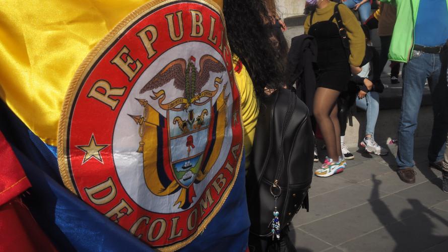 Colombie : les écrivains solidaires des manifestants