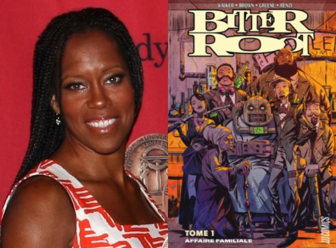 Regina King réalisera une adaptation des comics Bitter Root