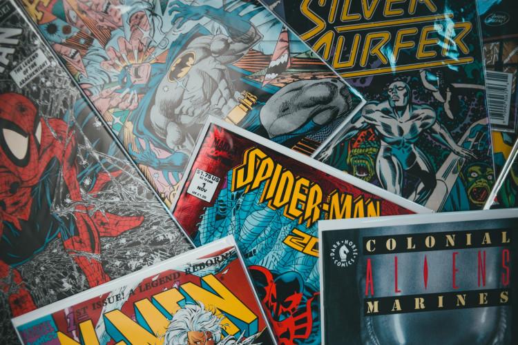 Comics: propagande et soft power de l'idéologie américaine