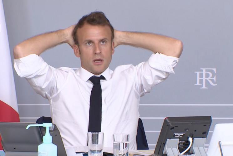 Un troisième confinement envisagé pour Emmanuel Macron