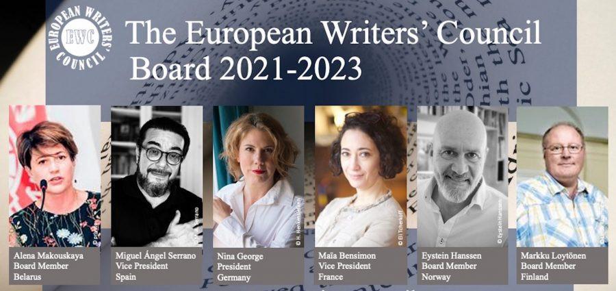 Maïa Bensimon élue vice-présidente du Conseil des écrivains européens
