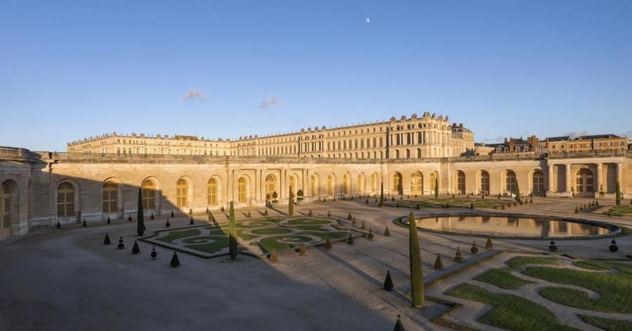 Les cinq finalistes du prix Château de Versailles du livre d'Histoire