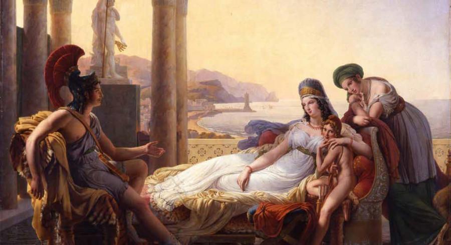 Bicentenaire Flaubert : la création de Salammbô