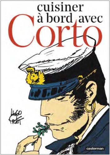 En pleine mer, Corto Maltese dresse la table