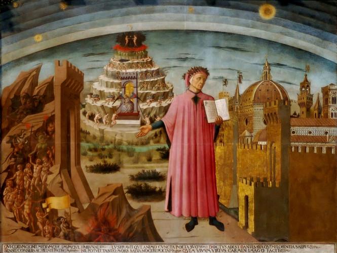 Traverser La Divine Comédieavec Dante : un audiolivre en 33 langues