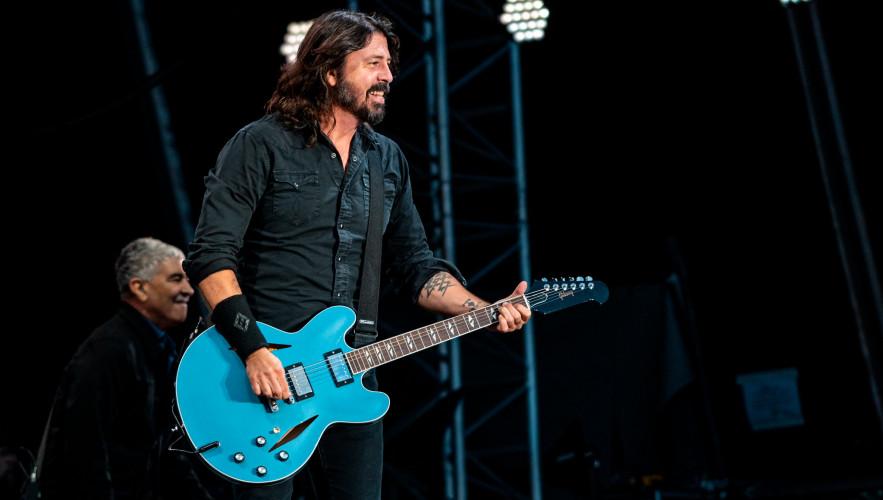 Dave Grohl, pilier des Foo Fighters, annonce la parution de ses mémoires