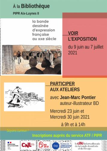 La bande dessinée invitée dans les centres pénitentiaires français