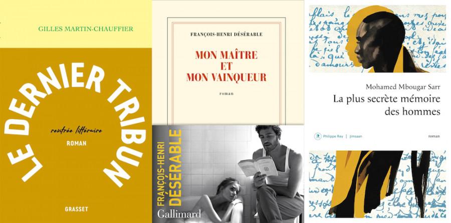 Académie française : trois auteurs encore en lice pour le Grand Prix du Roman