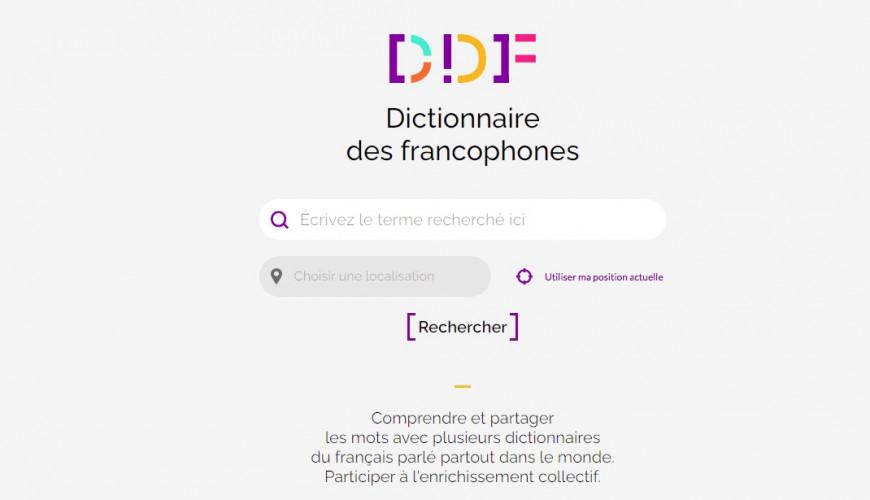 Une mise à jour d'envergure pour le Dictionnaire des francophones