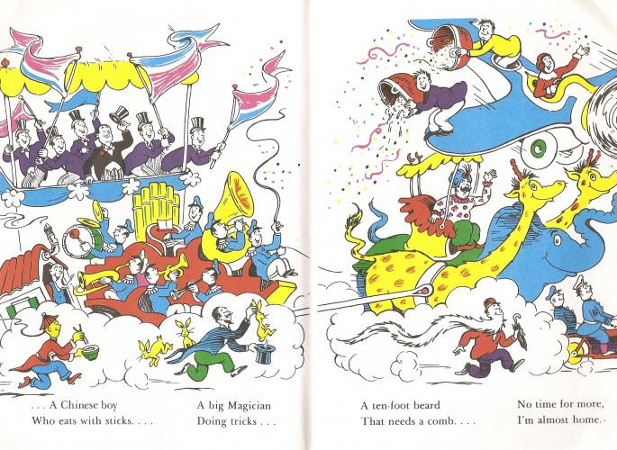 Pour cause d'imagerie raciste, 6 titres du Dr. Seuss retirés des librairies