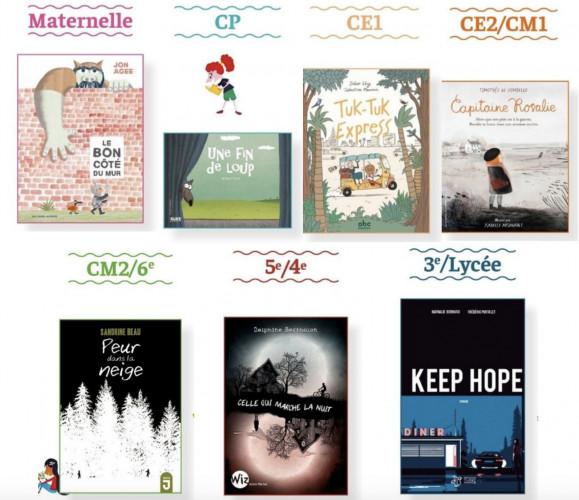 7 lauréats pour le prix desIncorruptibles 2021