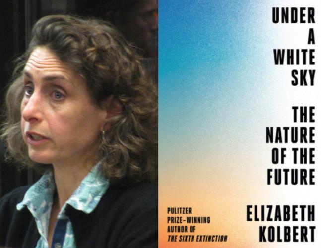 Le nouvel ouvrage d'Elisabeth Kolbert sera publié en France chez Buchet Chastel