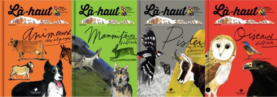 Les Éditions du Mont-Blanc Catherine Destivelle ouvrent une collection jeunesse