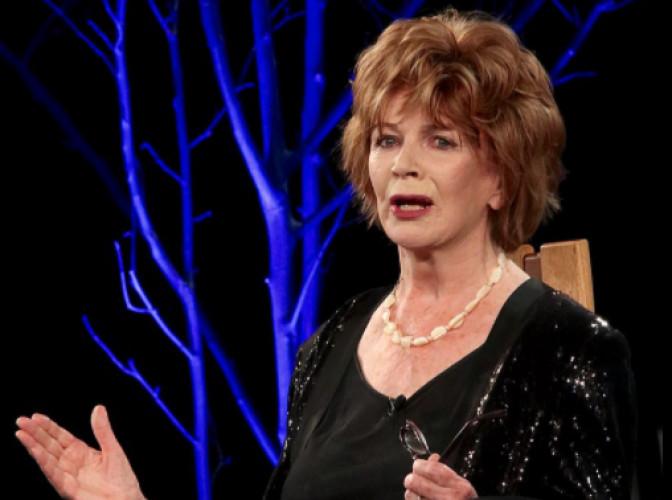 L'irlandaise Edna O'Brien nommée Commandeur de l'Ordre des Arts et des Lettres