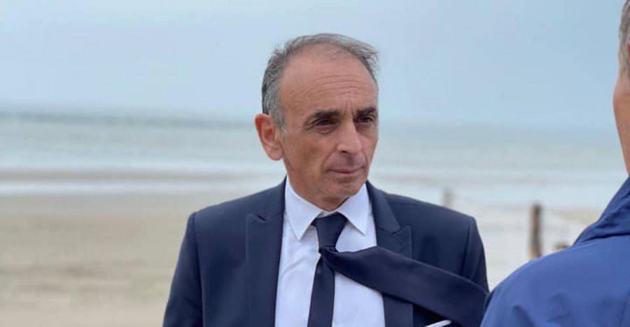 Zemmour opte pour l'autoédition du livre refusé par Albin Michel