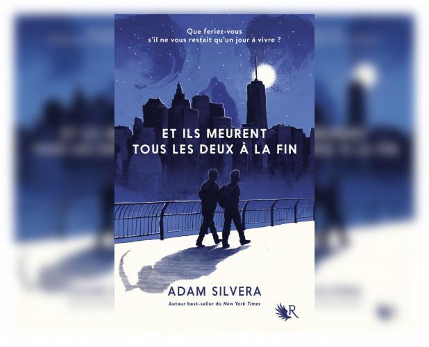 Adam Silvera adapte son livre Et ils meurent tous les deux à la fin en série
