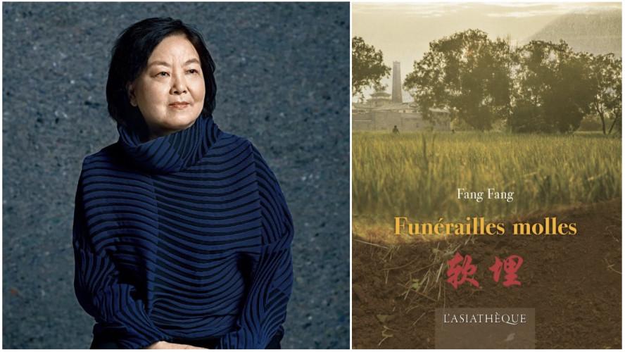 LePrix Émile Guimet de littérature asiatique 2020 remis à Fang Fang
