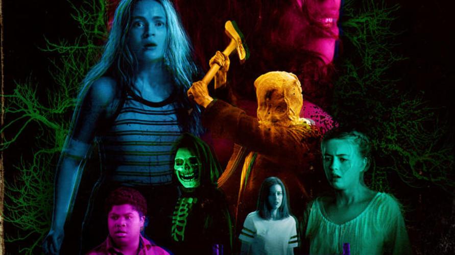 Nouvelle bande-annonce pour Fear Street, la trilogie Netflix d'après R.L. Stine